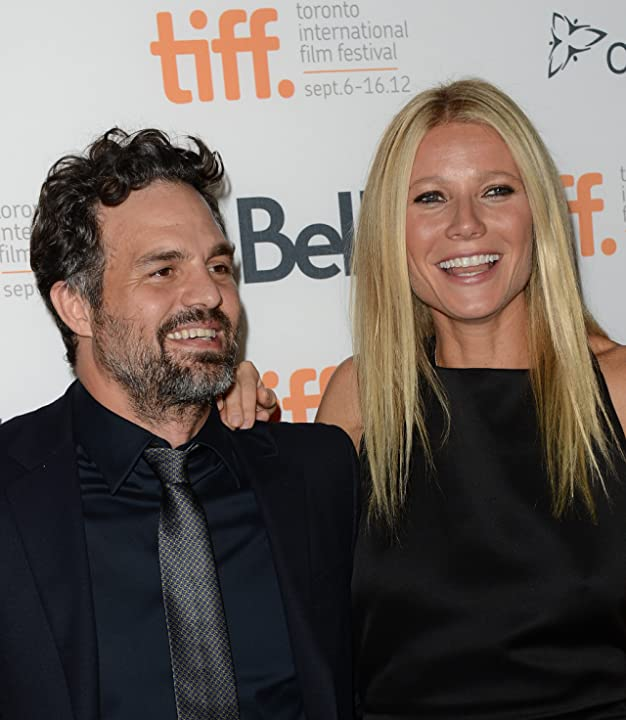 Gwyneth Paltrow and Mark Ruffalo at an event for Thanks for Sharing (2012)
