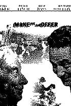 Make Me an Offer (1955) Poster