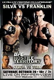 UFC 77: Hostile Territory Poster