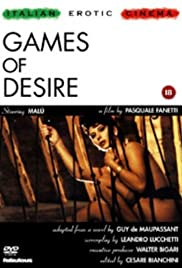 Games of Desire(1991) Poster - Movie Forum, Cast, Reviews