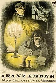 Az aranyember Poster