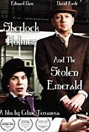 Sherlock Holmes and the Stolen Emerald Poster