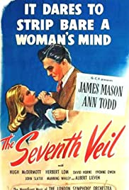 The Seventh Veil (1945) Poster - Movie Forum, Cast, Reviews