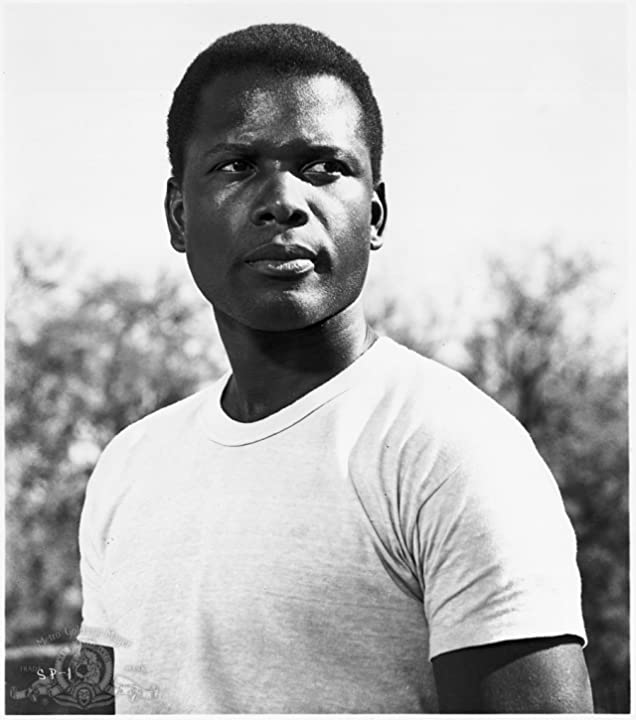 Sidney Poitier in Lilies of the Field (1963)