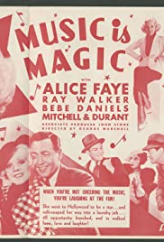 Music Is Magic Poster