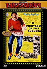 O Puritano da Rua Augusta Poster