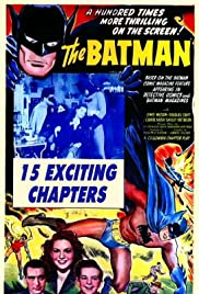 Batman (1943) Poster - Movie Forum, Cast, Reviews