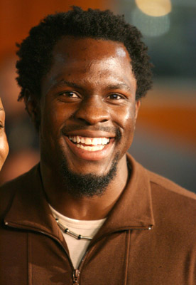 Gbenga Akinnagbe at an event for BloodRayne (2005)
