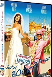 Namaste London 2007 BluRay 720p mHD x264 AC3 5.1 ESubs- DrC 2.2GB