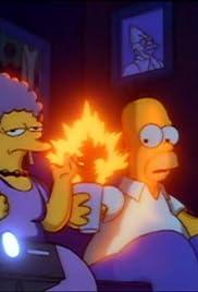 Flaming Moe's Poster