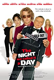 The Night We Called It a Day Poster
