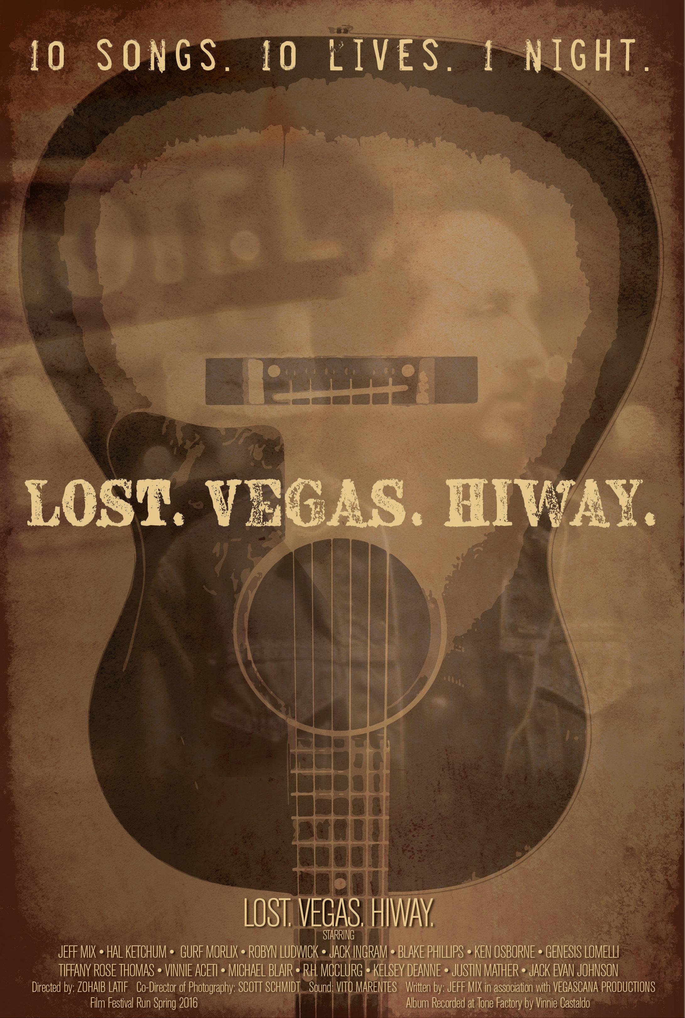 Lost Vegas Hiway Watch Full Movie Free Online