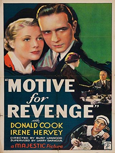 image Motive for Revenge Watch Full Movie Free Online
