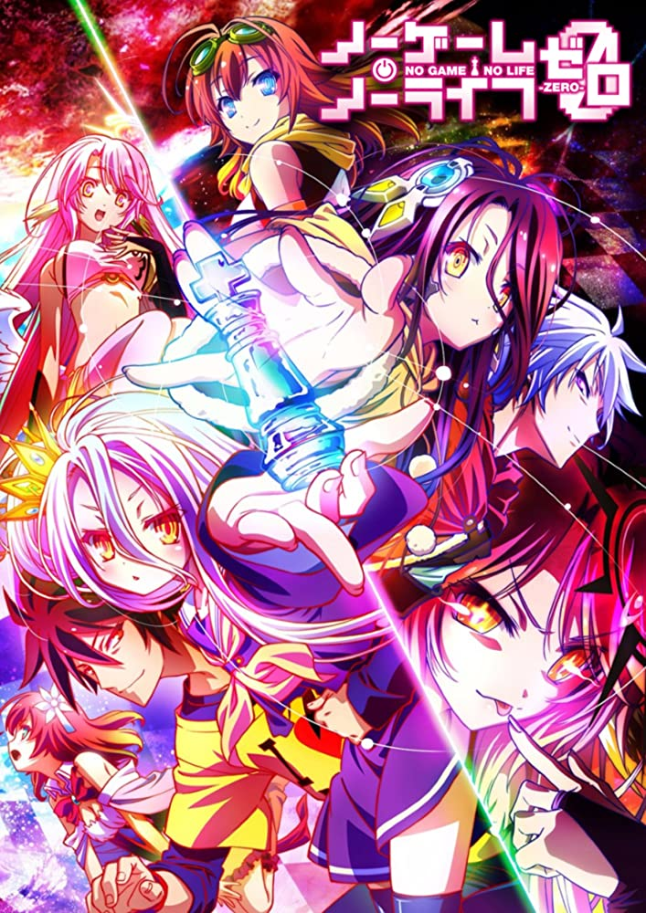 No Game, No Life: The Movie – Zero