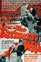 The Farmer's Wife (1941) Poster