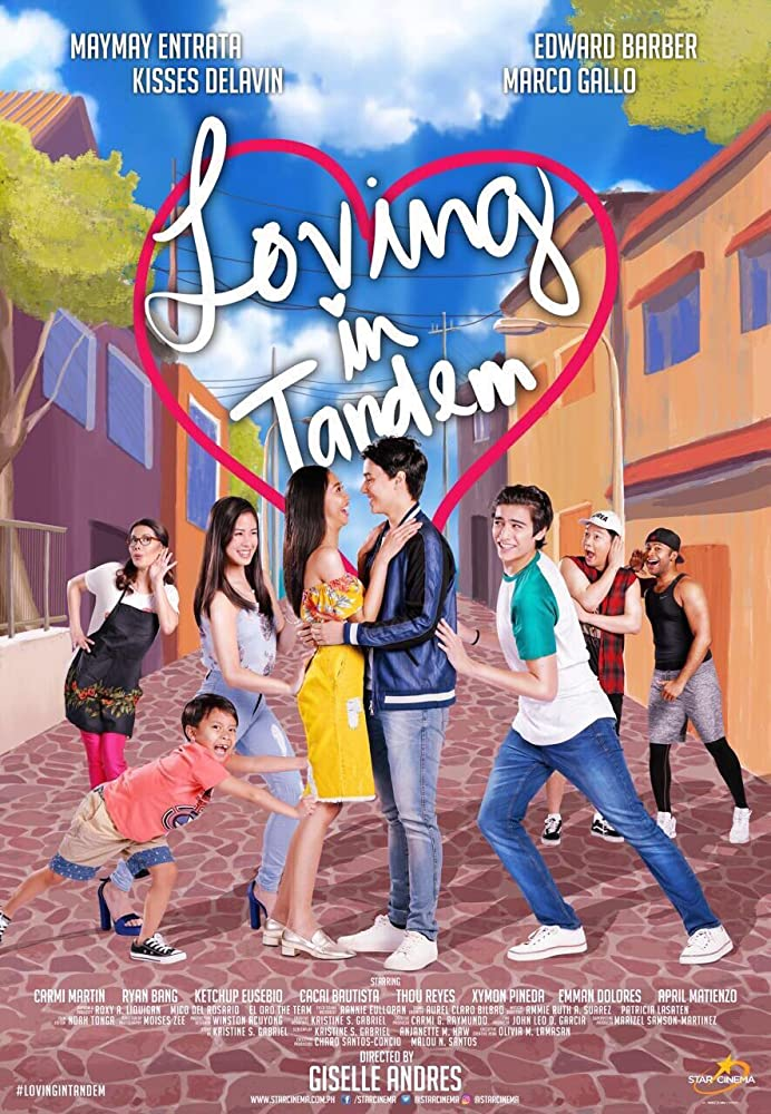 Loving in Tandem (2017) HDRip