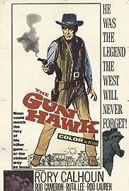 The Gun Hawk Poster