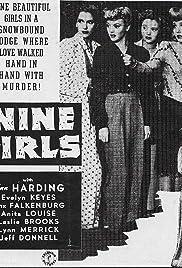 Nine Girls Poster