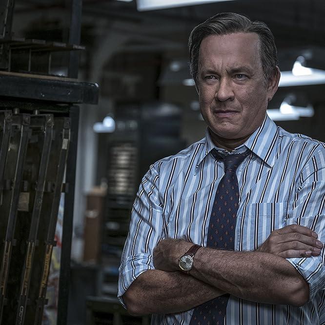 Tom Hanks in Pentagon Papers (2017)