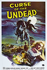 Curse of the Undead(1959) Poster - Movie Forum, Cast, Reviews