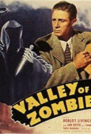 Valley of the Zombies Poster
