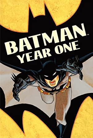 Batman: Year One poster