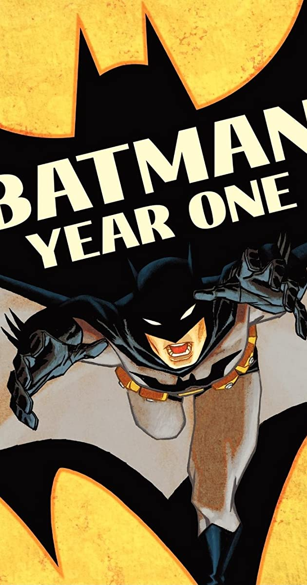 Batman: Year One (Video 2011) Bluray 720p 1080p