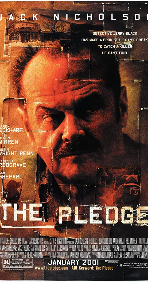 the top films of jack nicholson a list by john jacoby image of the pledge