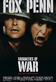 Casualties of War (1989) Poster - Movie Forum, Cast, Reviews