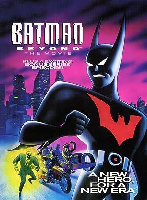 Batman Beyond: The Movie poster