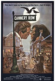 Cannery Row Poster