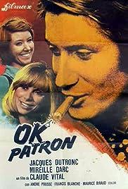 O.K. patron Poster