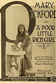 The Poor Little Rich Girl Poster
