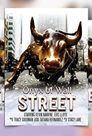 The Onyx of Wall Street Poster