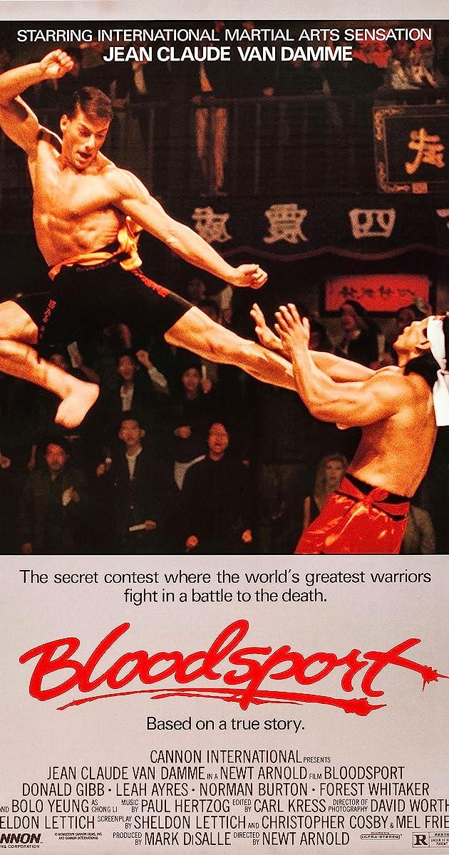 Kruvinas sportas / Bloodsport (1988) Online