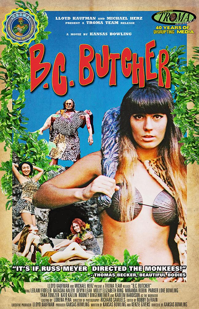 Мясник до Н.Э. / B.C. Butcher (2016)