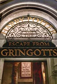 Harry Potter and the Escape from Gringotts (2014) Poster - Movie Forum, Cast, Reviews