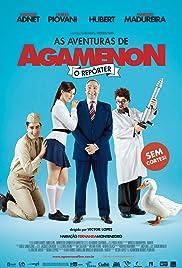 As Aventuras de Agamenon, o Repórter(2012) Poster - Movie Forum, Cast, Reviews