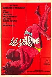 La stagione dei sensi Poster