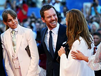 Michael Fassbender at an event for The Light Between Oceans (2016)
