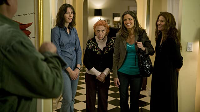 Catherine Keener, Amanda Peet, Ann Morgan Guilbert, and Rebecca Hall in Please Give (2010)