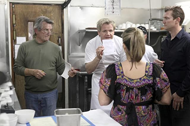Gordon Ramsay in Kitchen Nightmares (2007)