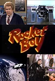 The Rocket Boy Poster