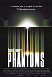Phantoms (1998) Poster - Movie Forum, Cast, Reviews