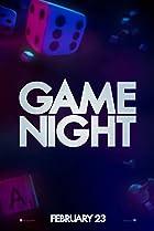 Game Night (2018) Poster