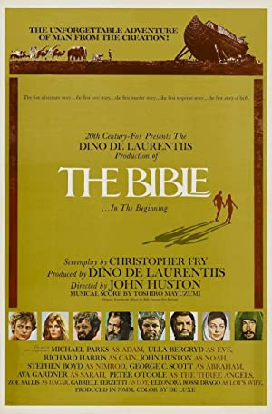 The Bible: In the Beginning... poster