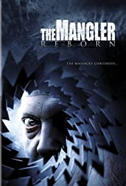The Mangler Reborn Poster