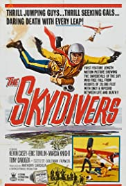 The Skydivers(1963) Poster - Movie Forum, Cast, Reviews