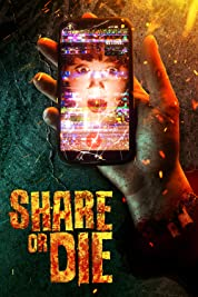Share or Die poster