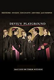 Devil's Playground Poster - TV Show Forum, Cast, Reviews